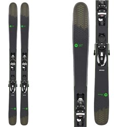 Rossignol Sky 7 Hd ski with Axial 120 bindings