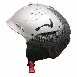 Casco snow Bullski Visor carbon