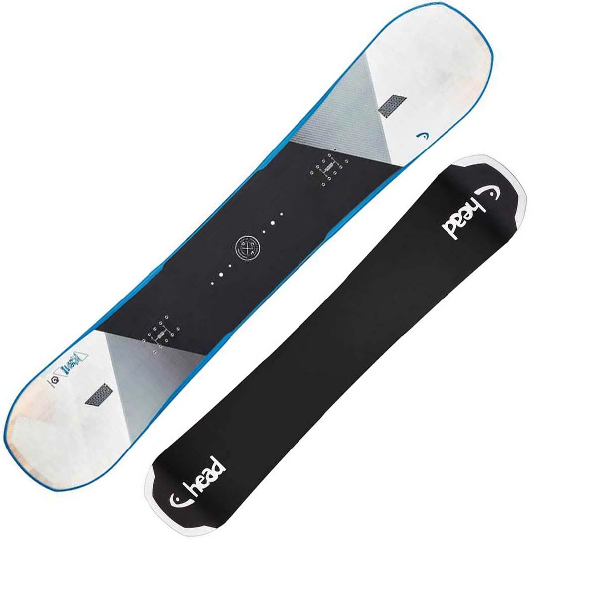Snowboard Head Instinct (Colore: nero bianco, Taglia: 153)