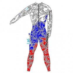 race ski suit Energiapura Russia Junior