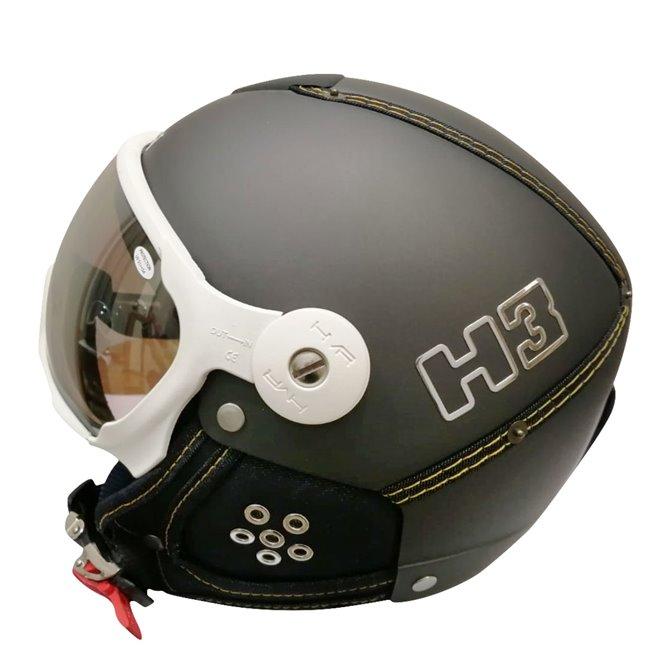 Casco sci Hammer H3 + visor