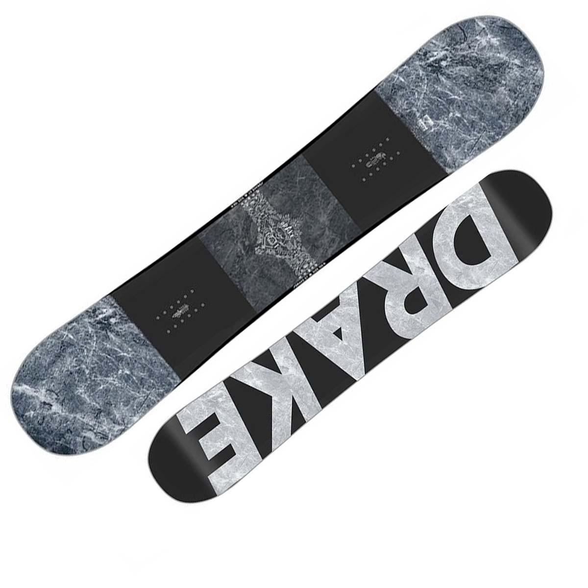 Snowboard Drake Gt (Colore: grigio, Taglia: 147)