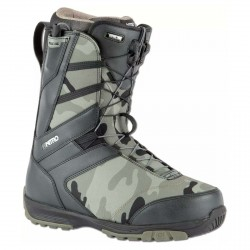 Zapatos de la nieve Nitro Himno TLS Hombres