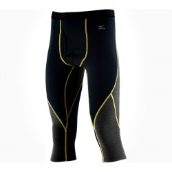 tights Mizuno Virtual Body 3/4 man