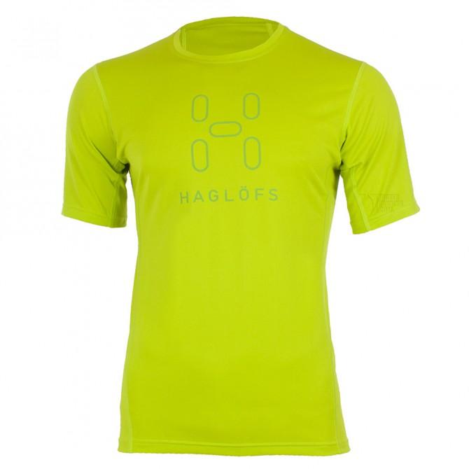 T-shirt trekking Haglofs Intense Logo Uomo