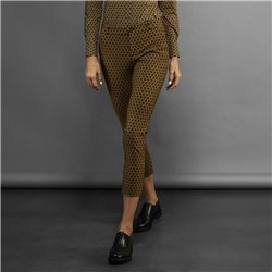 Pantalone da donna RRD Deco chino