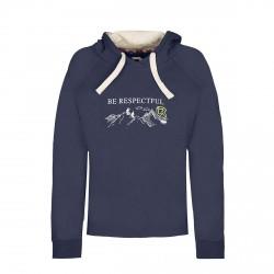 Sweat-shirt Roche expérience MARINELLA