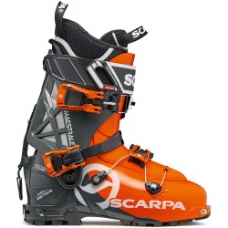 Mountaineering ski boots Scarpa Maestrale