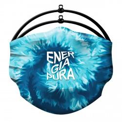 En utilisant le masque médical Energiapura pur Fluide Air