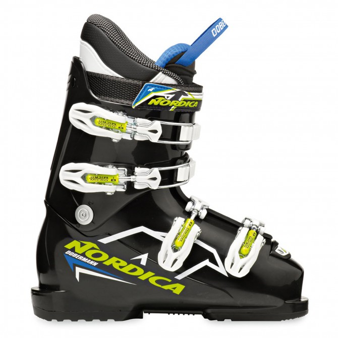 scarponi sci Nordica Dobermann Team 60 NORDICA Scarponi junior