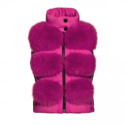 Gilet Goldbergh Foxy faux fur