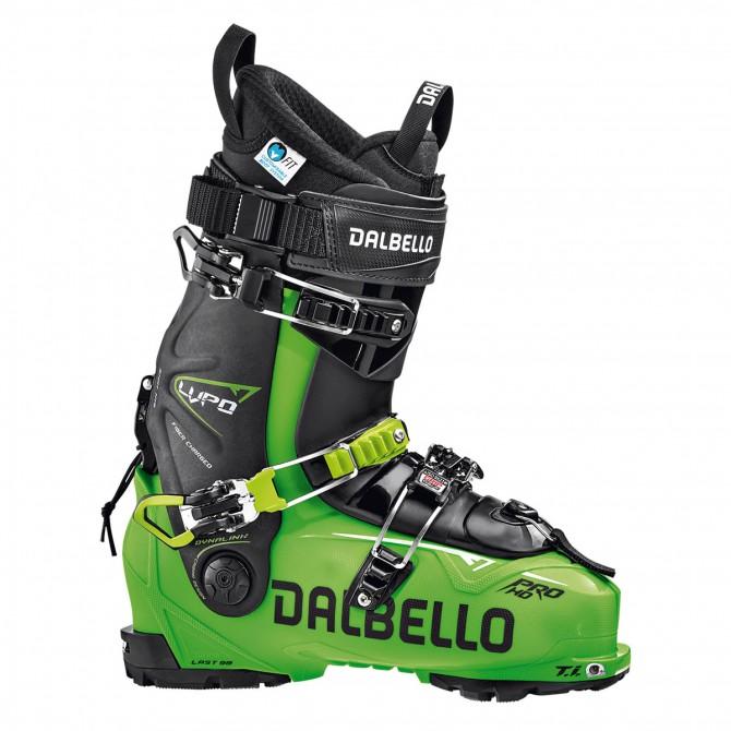 Scarponi sci alpinismo Dalbello Lupo Pro Hd