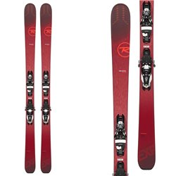 Ski Rossignol Experience 94 TI with SPX 12 ski bindings