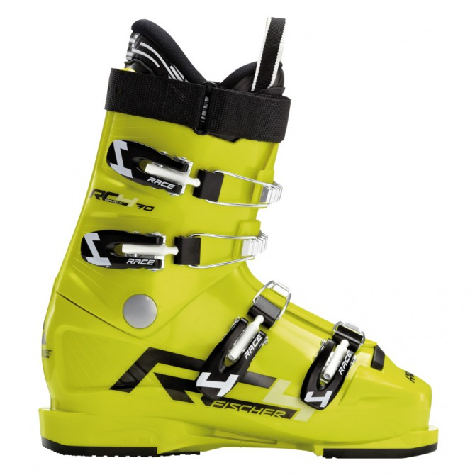 scarponi sci Fischer RC4 70 Junior
