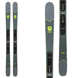 Ski Rossignol Smash 7 with Xpress ski bindings 11
