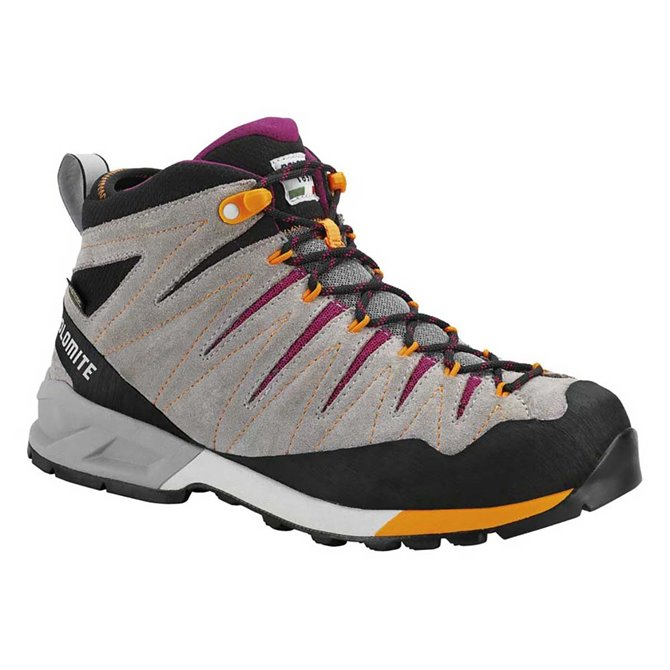 Chaussures trekking Dolomite Crodarossa Mid Gtx Femme bleu clair