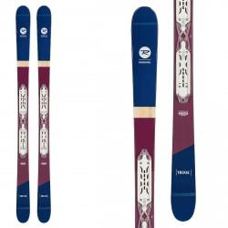 Ski Rossignol Trixie avec des fixations Xpress