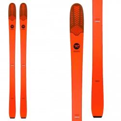 Ski Rossignol Seek 7 avec des fixations Nx 12