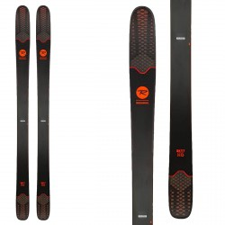 Esquí Rossignol Sky HD 7 con ataques Nx 11