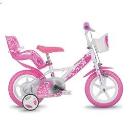 Bicicletta Dino Bikes Little Heart 12