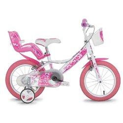Bicicletas Dino Bicicletas Little Heart 14
