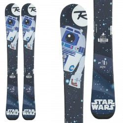 Rossigno Star Wars Baby skis avec fixations Team 2