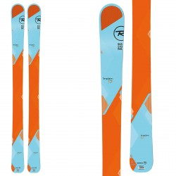 Rossignol Temptation 100 skis with Spx 12 bindings