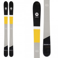 Rossignol Sprayer skis pro conattacchi Kid 4