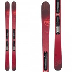 Rossignol Experience 94 TI skis with NX 12 bindings