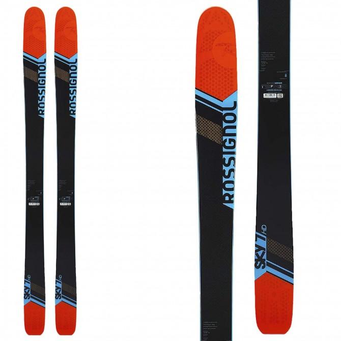 Rossignol Sky 7 Hd skis with Spx 12 bindings