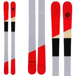 Rossignol Scratch ski with spx 12 bindings