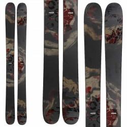 Rossignol Black ops 118 esquís con fijaciones spx 12