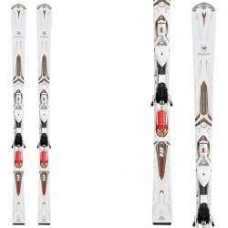 ski Rossignol Pursuit 18 + bindings Axium 120S Tpi2