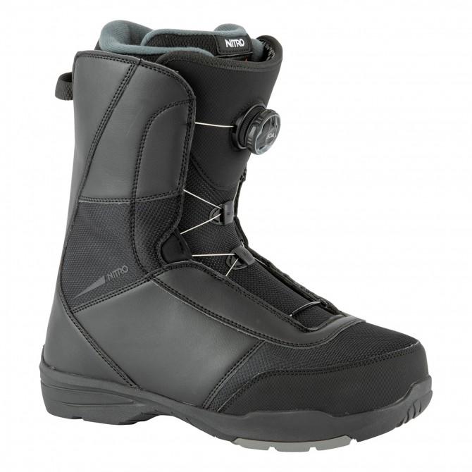 Nitro VagabondBoa snow shoes