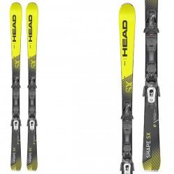 Ski Head Shape Sx sw r lyt-pr con fijaciones Pr 11 gw br 85