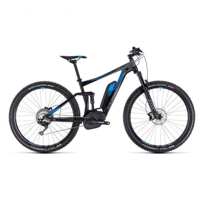 E-bike Cube Stereo Hybrid 120 E-bike