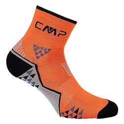 Trail running socks Cmp Skinlife fuchsia-black