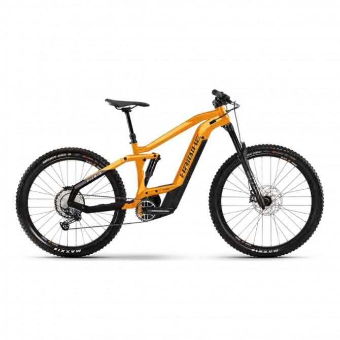 Mtb Haibike Allmountain 4 E-bike