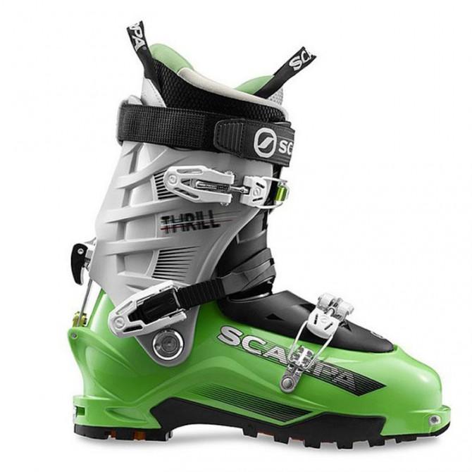 scarponi sci Alpinismo Scarpa Thrill