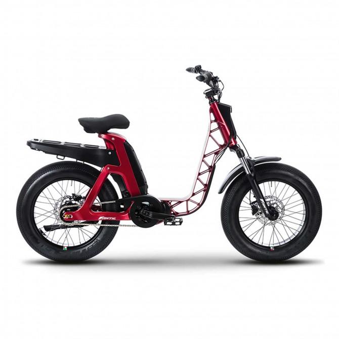 E-bike Fantic Issimo Urban E-bike