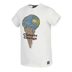 T-shirt Photo fondue