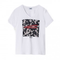 Camiseta Liu Jo Moda LIU-JO Camiseta