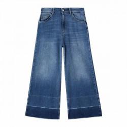 Liu Jo Cropped Vivid trousers