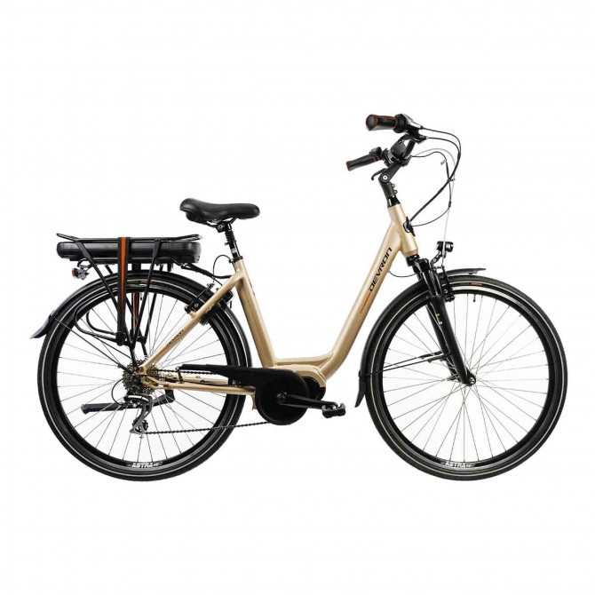E-City Bike Devron 8 E-bikes
