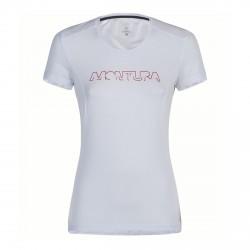 Camiseta con logotipo de Montura Run