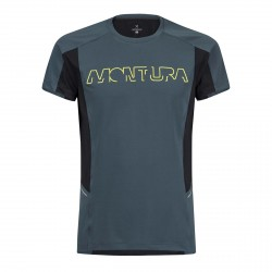 Camiseta con logotipo de Montura Run