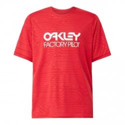 Oakley Pipeline Trail Cycling T-shirt