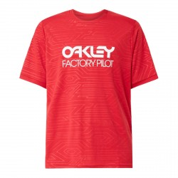 T-shirt Ciclismo Oakley Pipeline Trail