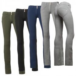 pantalones Freddy Wrup Up mujer
