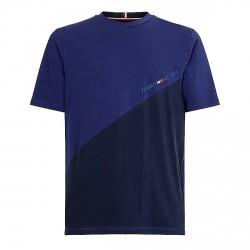 Camiseta Tommy Hilfiger Bloqueado
